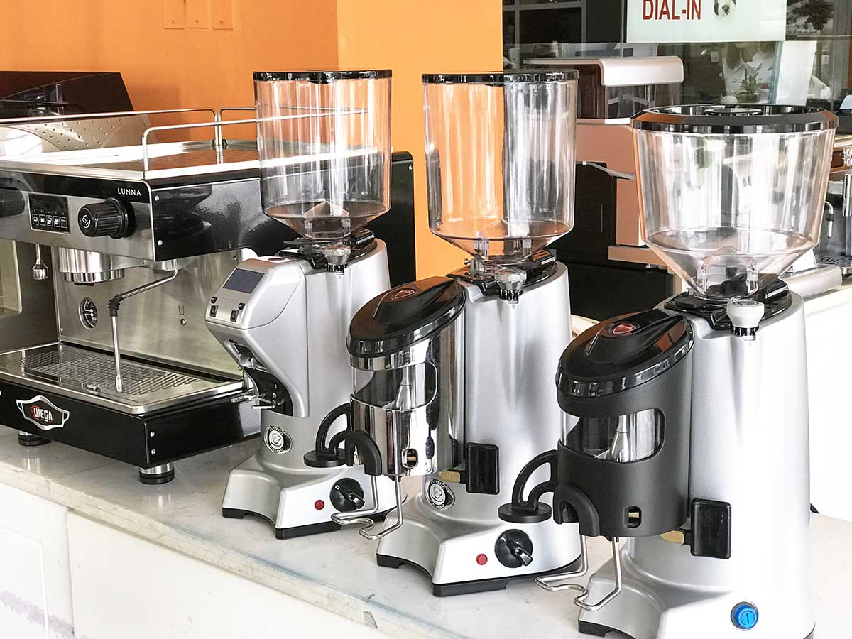 rpm của máy xay cafe