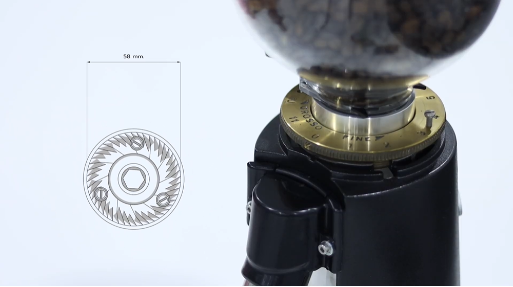 máy xay cafe espresso